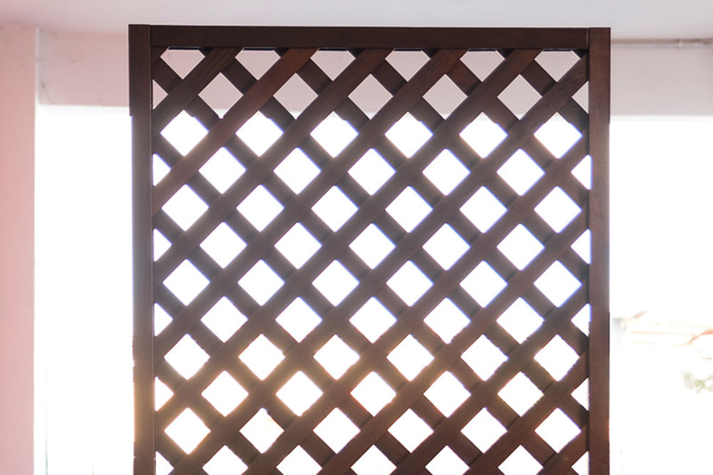 divisori in legno da giardino paravento frangisole separ